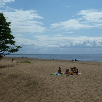 beach saulkrasti