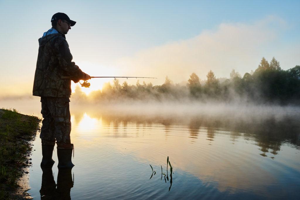 Freshwater-fishing
