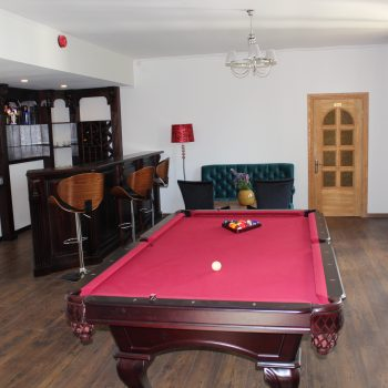 cafe and billiards