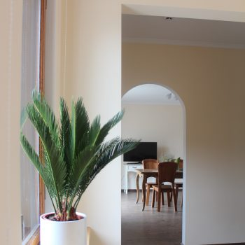 entrance second floor a