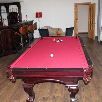 Cafe - billiard 1
