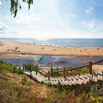 Balta kapa saulkrasti beach 1
